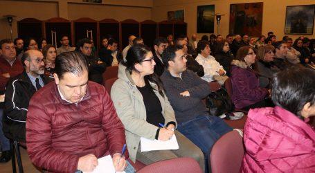 Araucanía: Municipios trabajan en mejorar procesos de rendición financiera