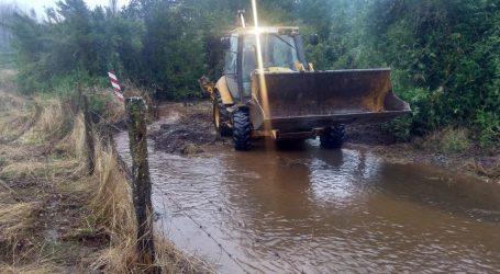 Victoria se adjudica Nuevos Proyectos de Conservación Caminos Rurales