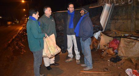 Balance de Código Azul: se ha activado tres noches durante el invierno en Temuco