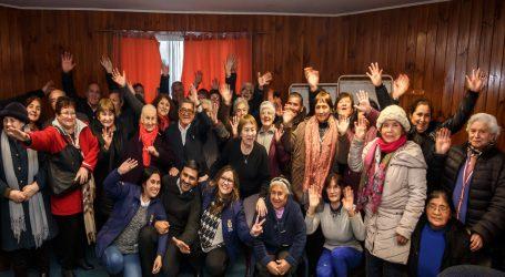 Victoria: 20 organizaciones de Adultos Mayores recibirán financiamiento del Senama
