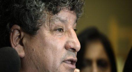 """Diputado Alinco por asesora que envío denuncia sobre Silver: """"Cuenta con mi confianza"""""""