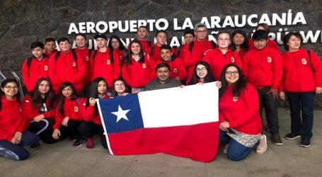 20 estudiantes de Victoria iniciaron pasantía de inglés en Nueva York