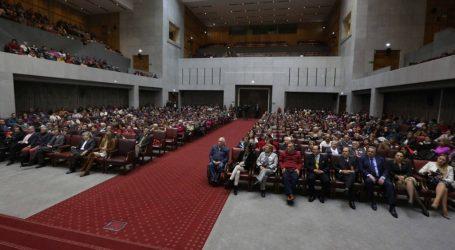 Senador Quintana recibe a más de 500 adultos mayores en su segundo encuentro en el Congreso