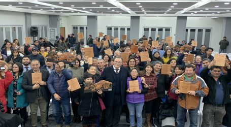 Más de 140 dirigentes de agricultores de La Araucanía se reunieron para celebrar el Día del Campesino