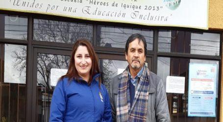 Victoria: Escuela Héroes de Iquique mejorará su infraestructura tras adjudicarse Fondo del Mineduc