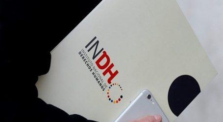 INDH cifra en 3.162 los detenidos y en 997 los heridos a nivel nacional tras una semana de protestas