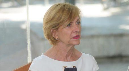 Evelyn Matthei encabeza encuesta para ser gobernadora regional en la Metropolitana
