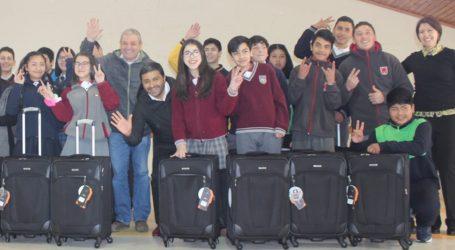 Maletas listas: Estudiantes de Victoria viajarán a Nueva York