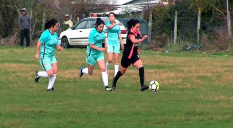 Entregan subvención municipal a Liga Femenina de Futbol sin discriminación en monto de recursos