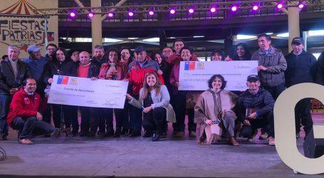 Fosis: 320 millones de pesos para agrupaciones productivas de La Araucanía