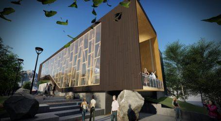 Definitivo: se presentó diseño del futuro centro cultural de Lonquimay