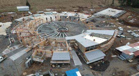 MOP: A fines del primer trimestre del año 2020 finalizarán obras de Escuela Collin Alto en Vilcún