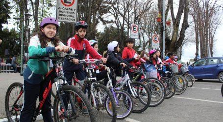 Lautaro celebró el Día Nacional sin Automóvil