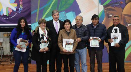 Servicio Local Costa Araucanía celebró a sus asistentes de la Educación