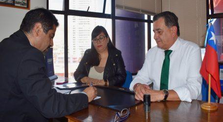Gustavo Soto Bringas a la reelección como rector de La UNAP