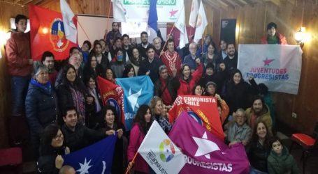 """Coalición """"Unidad para el Cambio"""" llevara candidato a gobernador regional y a la alcaldía de Temuco"""