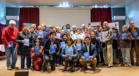 """Lanzan Libro """"Revisitando La Oralidad de los Futakeche: Miradas desde la Vejez"""""""