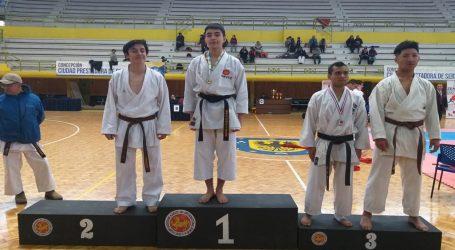 Destacada participación de deportistas victorienses en Campeonato Nacional de Karate- Do Shotokan Skif