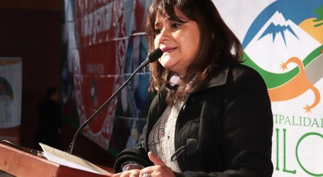 """Alcaldesa de Vilcún: """"Las cajas de alimento del gobierno son totalmente insuficientes y será el municipio quien haga los mayores esfuerzos"""""""