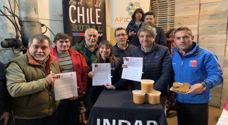 Indap potencia exportación  de productos campesinos con  firma de dos nuevas alianzas productivas
