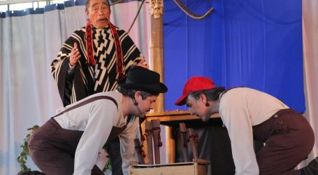 Seremi de las Culturas y Municipalidad de Lonquimay aportan al desarrollo cultural