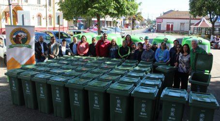 Lautaro implementa proyectos para reciclar y cuidar el medio ambiente
