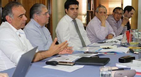 AMRA, GORE y Servicios Públicos conforman mesa interinstitucional