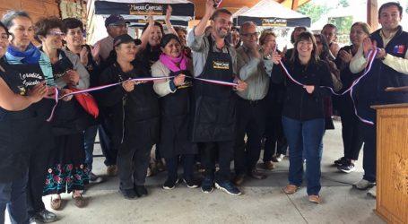 Curacautín inaugura mercado campesino: funciona todos los sábados entre 10 y 14 horas