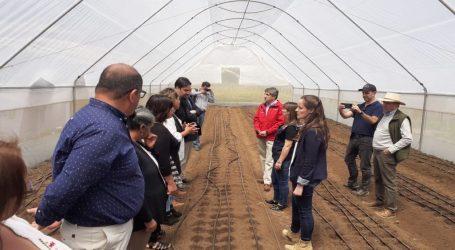 Cooperativa de Mujeres Floricultoras Potencian Emprendimiento Gracias a Convenio  INDAP y ANASAC