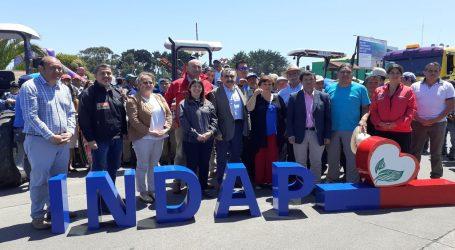 Indap y Gore inyectan recursos por $470 millones para potenciar desarrollo agrícola en zona de rezago