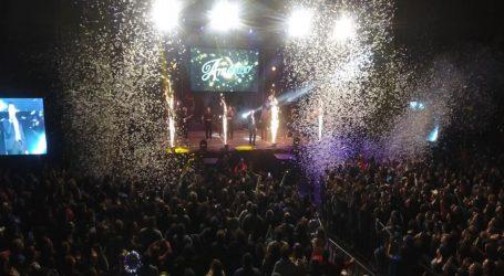 Más de 30 mil personas fueron parte de la fiesta del asado de chivo en Lonquimay