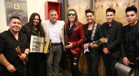 Collipulli le dio el vamos a la cuarta versión del Festival de Los Puentes
