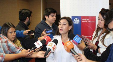 A partir del 15 de julio renuncia Seremi de Salud Katia Guzman