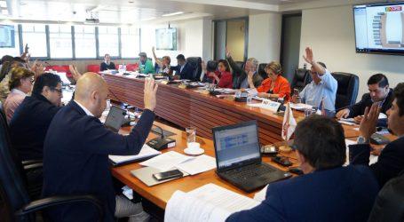 Core de La Araucanía aprueba mantener marco presupuestario FNDR de 125 mil millones para el 2021