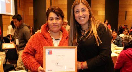 FOSIS capacitó a 231 personas de Temuco en diversos rubros del programa Yo Emprendo Semilla