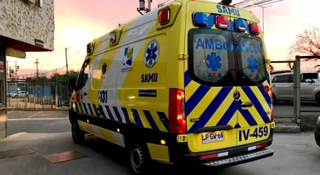 Menor mapuche resulta herido a bala en Collipulli