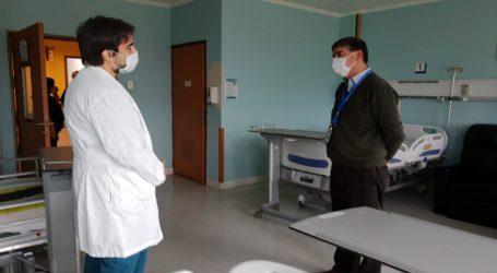 Hospital de Lautaro aumentará 12 camas UTI para enfrentar campaña de invierno en el marco de la crisis sanitaria COVID-19