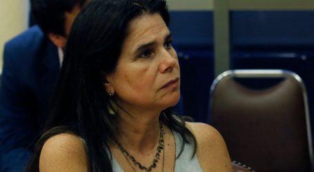 """Ximena Ossandón apunta a Larroulet: """"está todo orquestado"""" contra el plebiscito"""