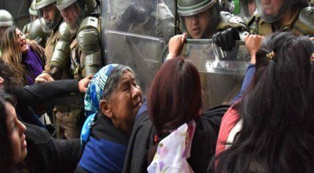 """Senador Huenchumilla a Director General de Carabineros: """"La violencia contra las hortaliceras no tiene ninguna justificación"""""""