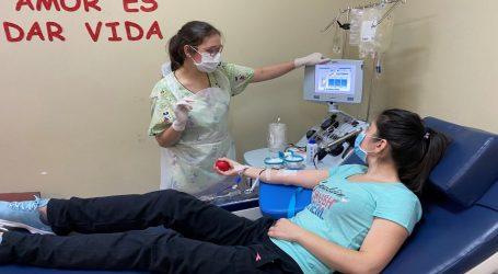 Hospital DHHA de Temuco es el primer establecimiento público en recibir donación de plasma para pacientes con Covid 19