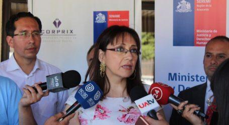 Justicia nombra como Directora Nacional (s) del Sename a Claudia de la Hoz