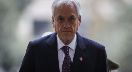 Presidente Piñera promulgó reforma para reducir dieta de parlamentarios