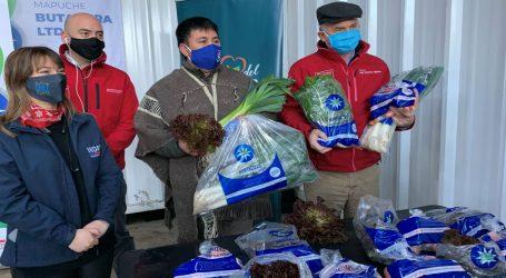 Indap entrega apoyo a cooperativas campesinas de Malleco y Cautín