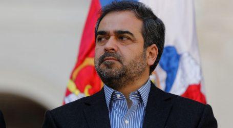 Senador Quintana por alza de casos Covid-19 en Collipulli