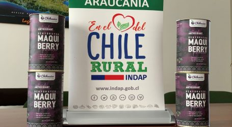 Pequeño agricultor de INDAP comercializa sus productos en Amazon.com