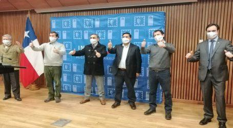 Gobierno anuncia importante inyección de recursos para Pymes de La Araucanía