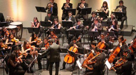 Sinfónica de la Araucanía continúa con trabajo orquestal y conciertos virtuales