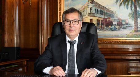Jaime Salinas es elegido como nuevo alcalde de Temuco