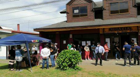 """En tiempo """"récord"""" candidato independiente Alexis Pineda Ruiz, consigue las firmas para ser postulante al sillón municipal de Loncoche"""