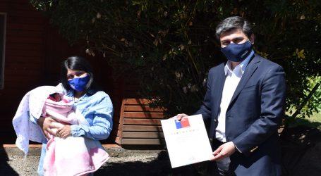 CONADI realiza entrega de Derechos Real de Uso a beneficiarios en la Región de La Araucanía